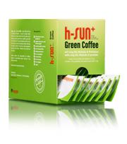 h-sun Green Coffee