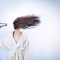 Haarewaschen mal anders